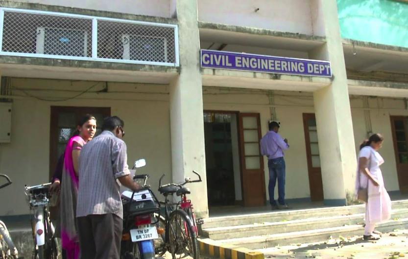 Department Of Civil Engineering picture